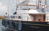 The Aquarius Yacht Perini Navi