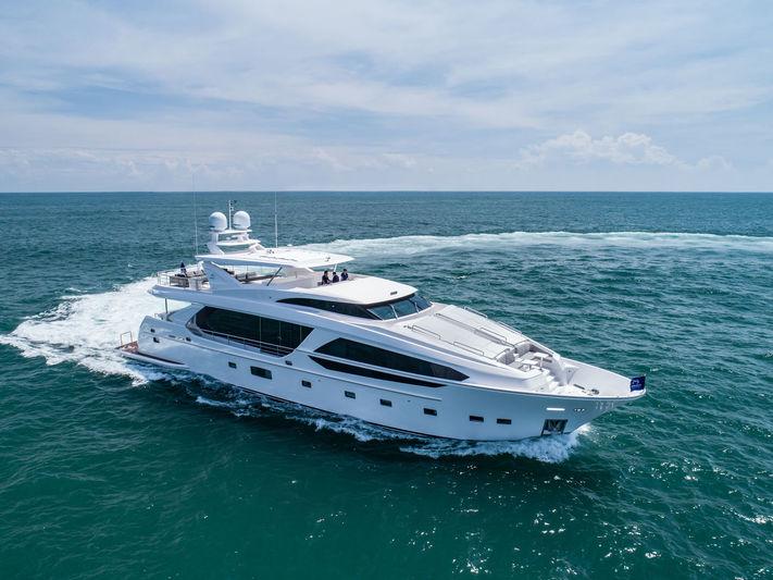 ADAGIO yacht Horizon