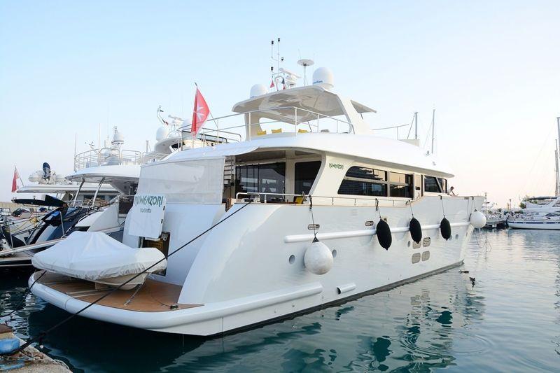 MR GU  yacht C.Boat Yacht Builder