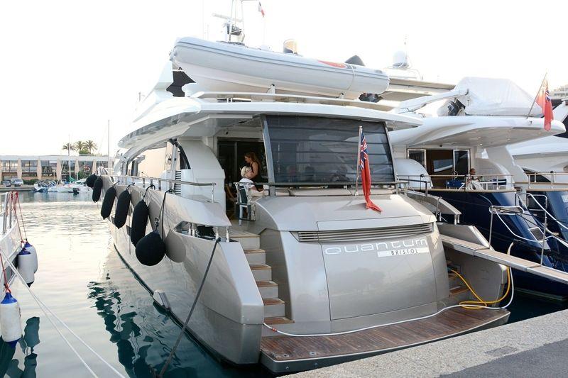 QUANTUM yacht Peri