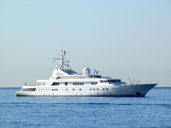 GRAND OCEAN yacht Blohm & Voss