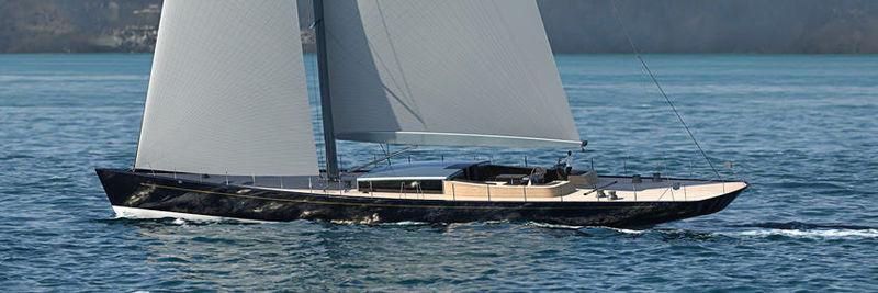 Royal Huisman - PURA custom superyacht