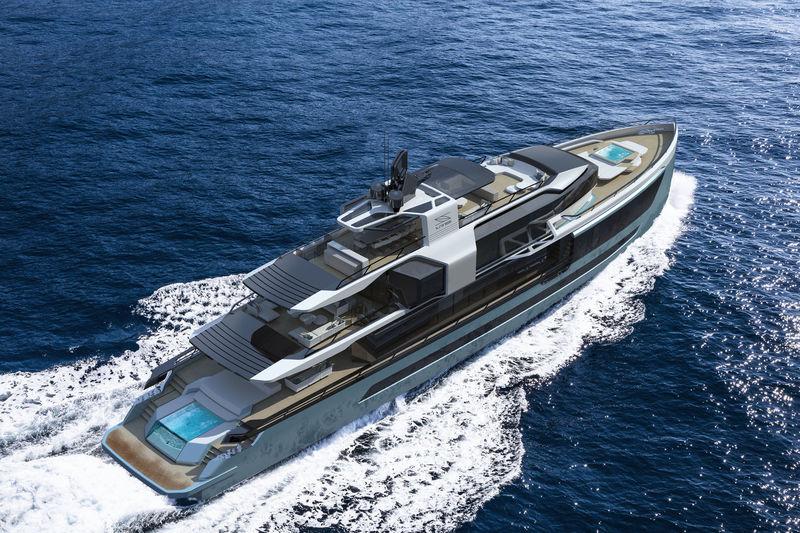 Sarp XSR 155 exterior design