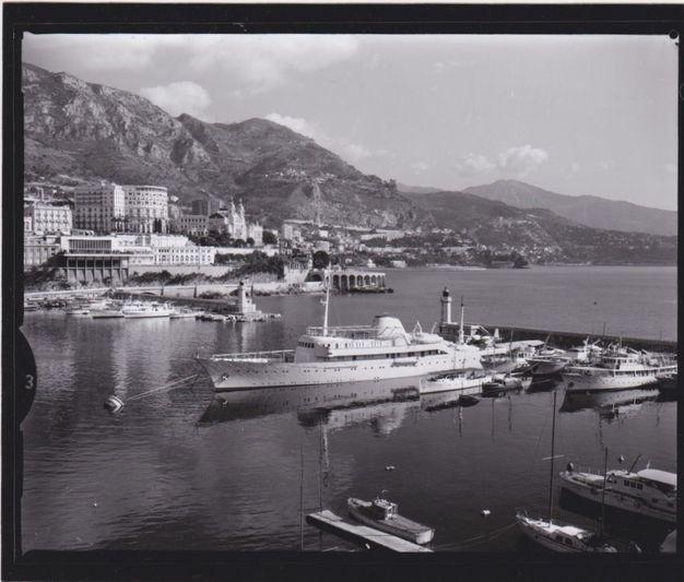Christina O in Monaco