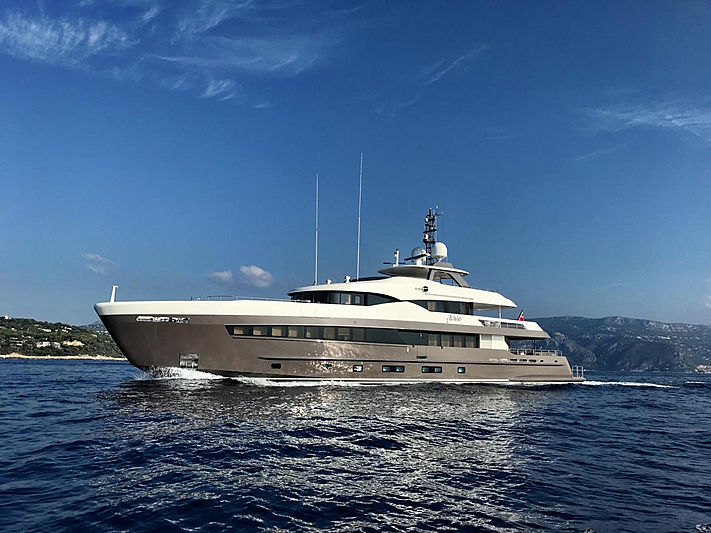 Alive by Heesen Yachts