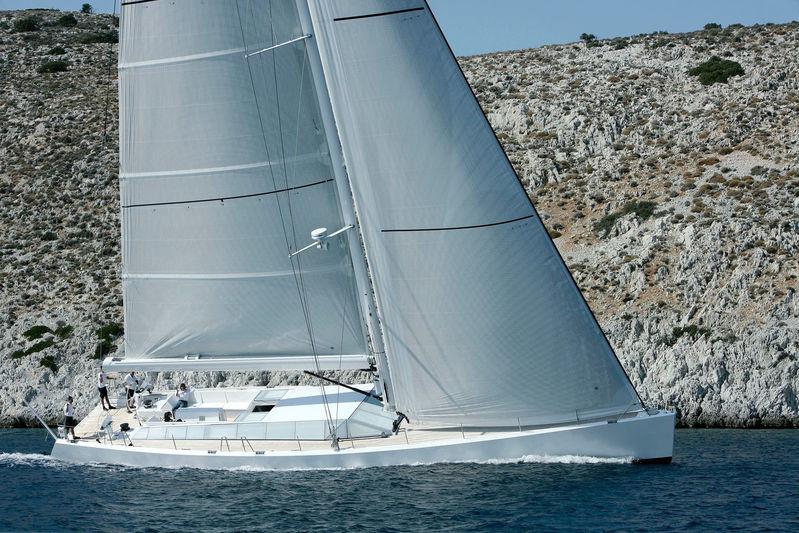 POLYTROPON II yacht Nautor's Swan