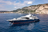 Oceanco superyacht Barbara in Saint-Jean Cap-Ferrat