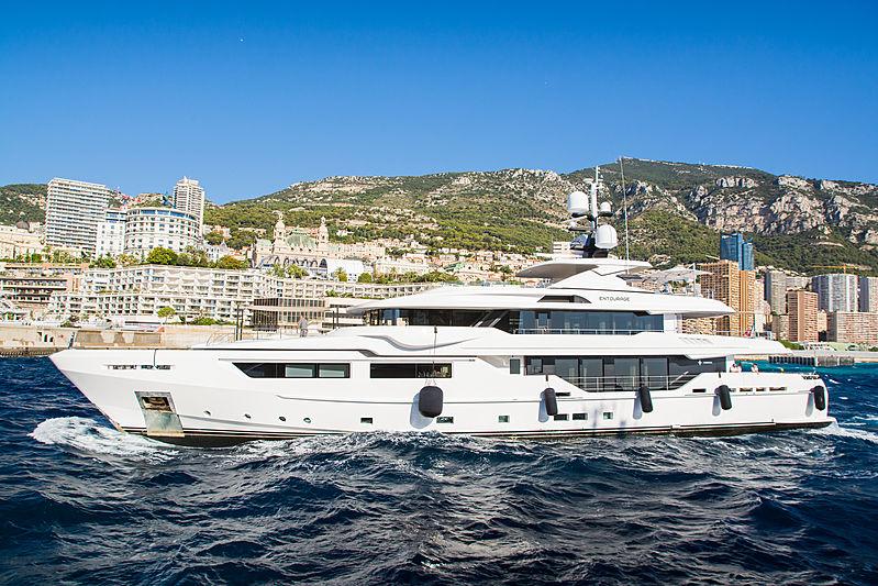 Entourage in Monaco