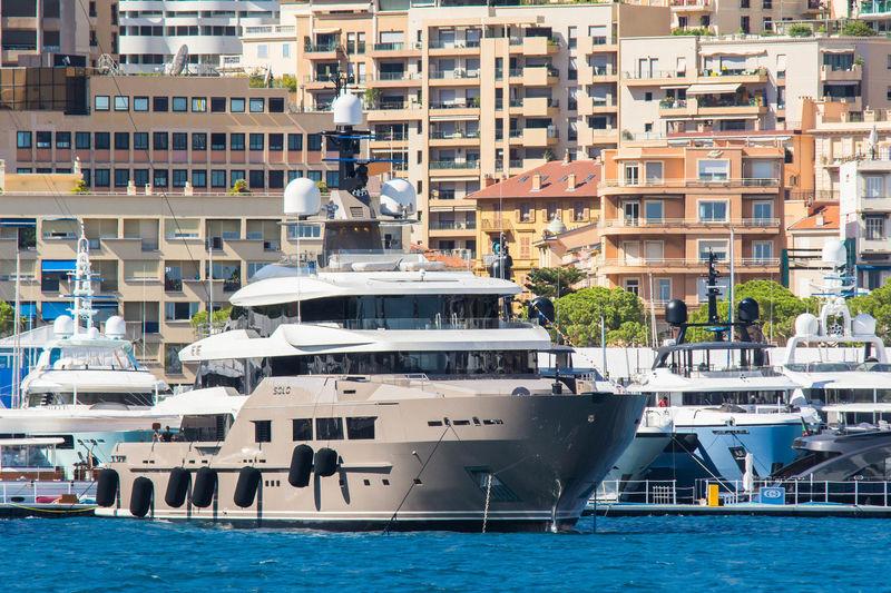 Solo in Monaco