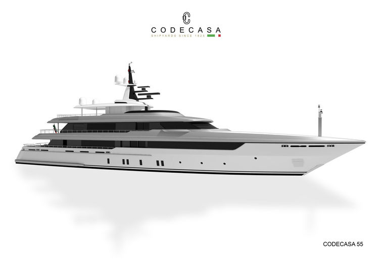 55m Codecasa Project F78