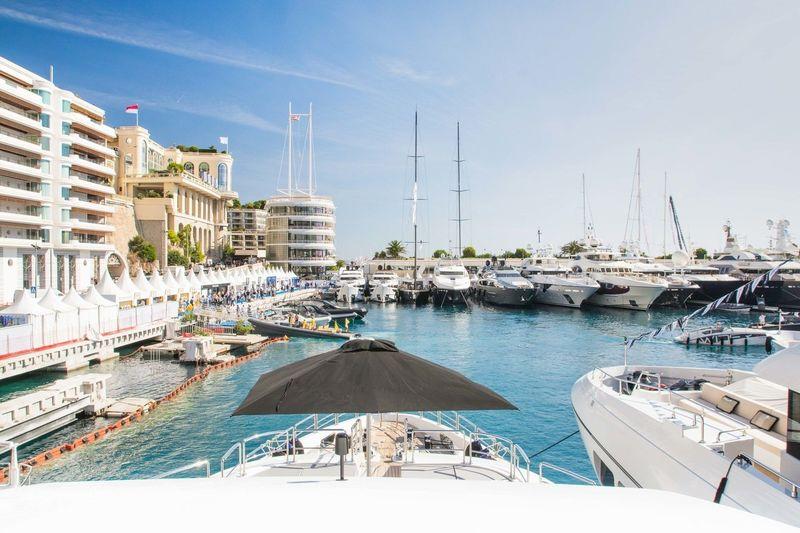 Monaco Yacht Show - Day 1
