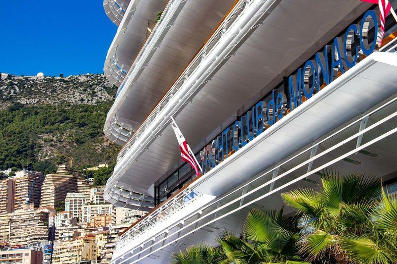 Yacht Club de Monaco during MYS 2018