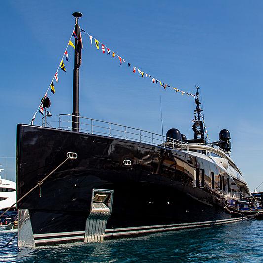 Okto at the Monaco Yacht Show 2018
