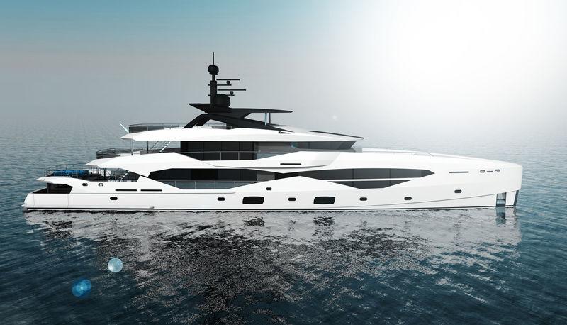 49m Sunseeker Icon Yachts Superyacht