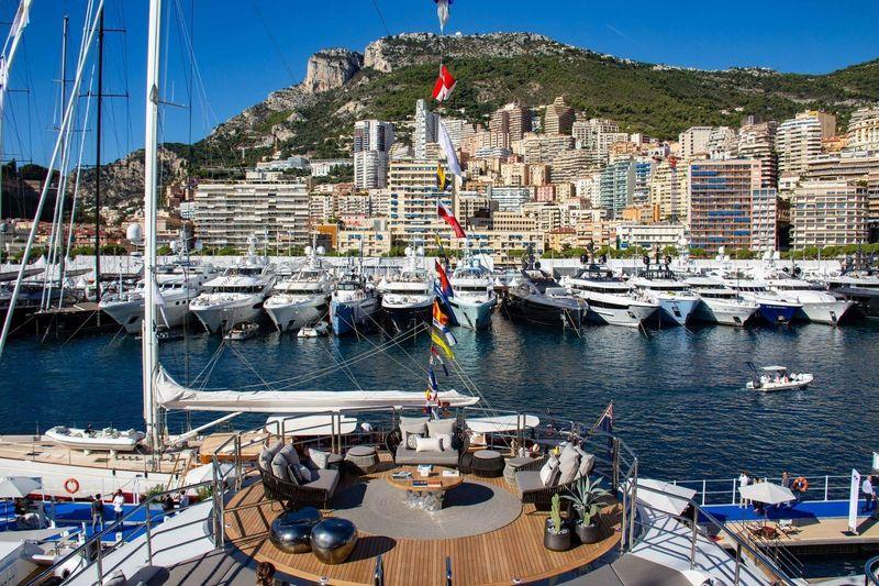 Monaco Yacht Show 2018 - Day 3