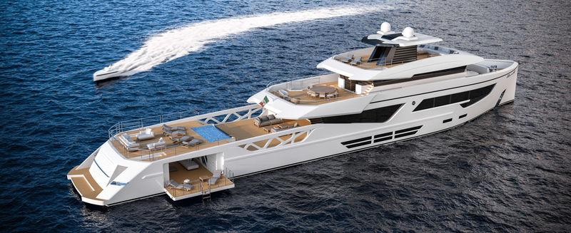 Rosetti 52m Supply Vessel Concept