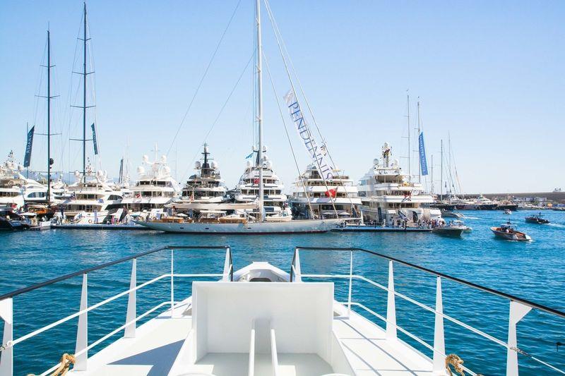 Monaco Yacht Show - Day 3