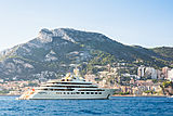 Dilbar in Monaco