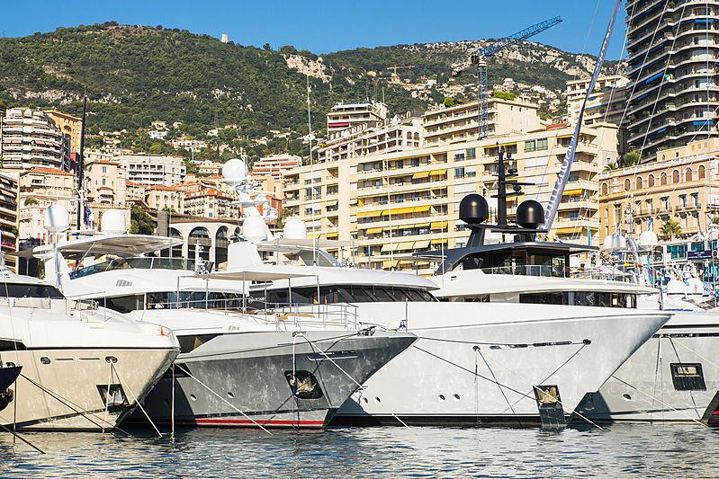 Monaco Yacht Show - Day 4