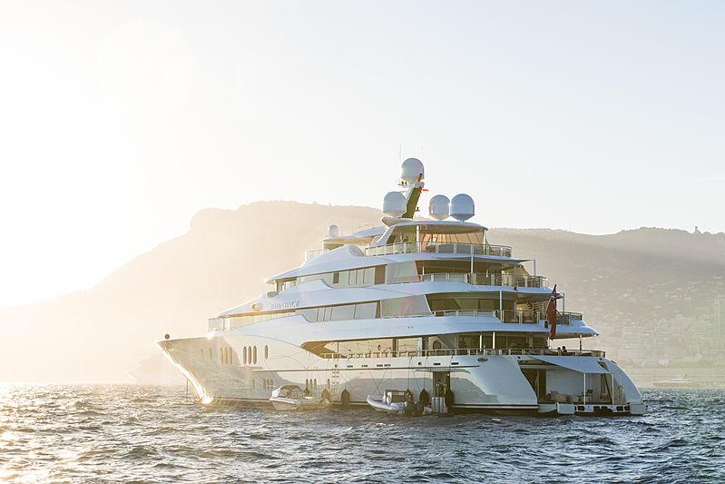 Eminence in Monaco