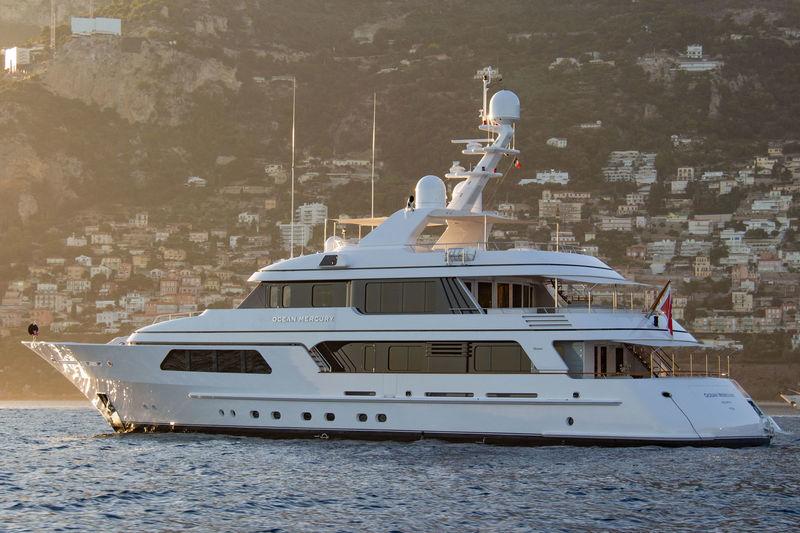 OCEAN MERCURY yacht Feadship