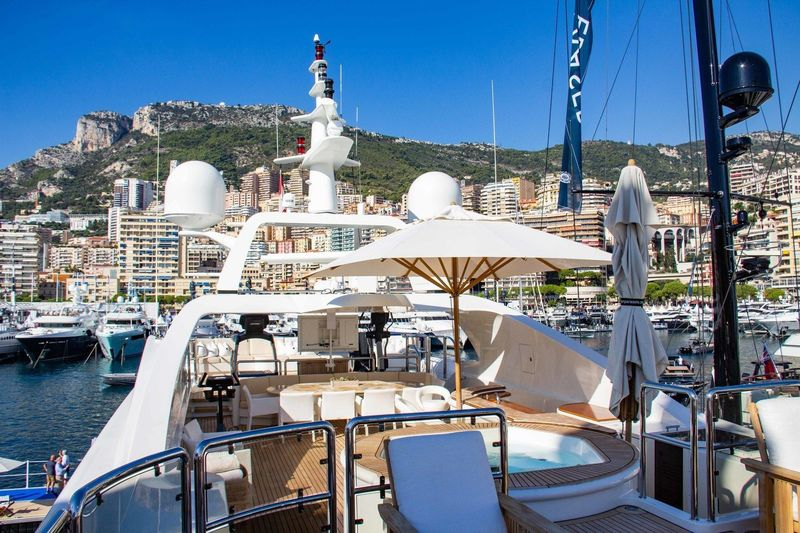 Lumiere at the Monaco Yacht Show