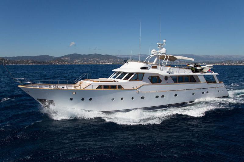 LIBERTUS yacht Benetti