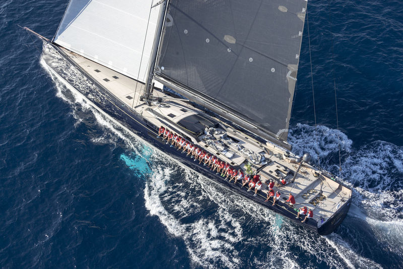MY SONG yacht Baltic Yachts