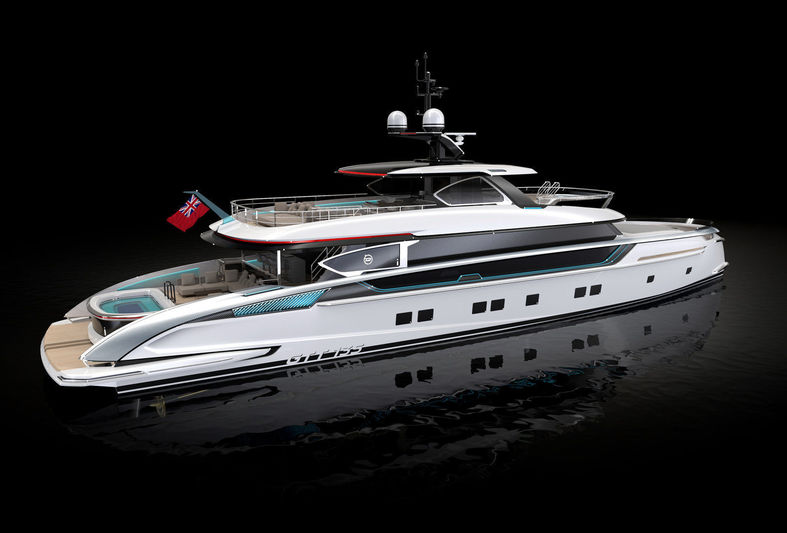 Dynamiq GTT 135 exterior design