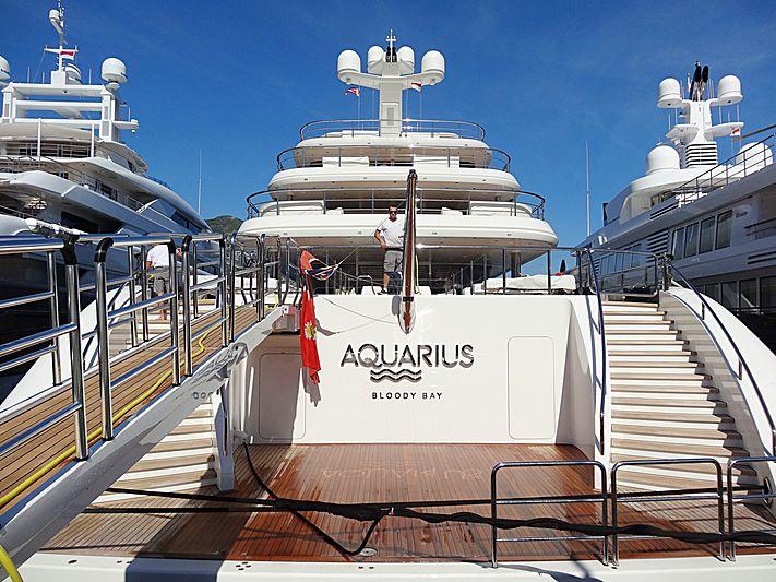 Aquarius in Monaco