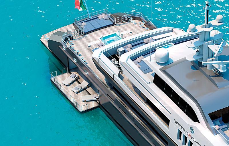 VSY Waterecho - new 65m concept