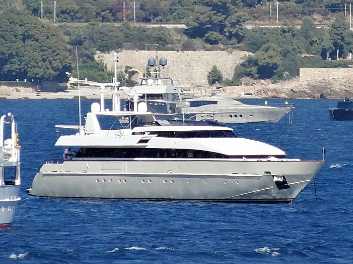 HEMILEA yacht Baglietto