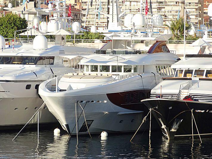 Celestial Hope in Monaco