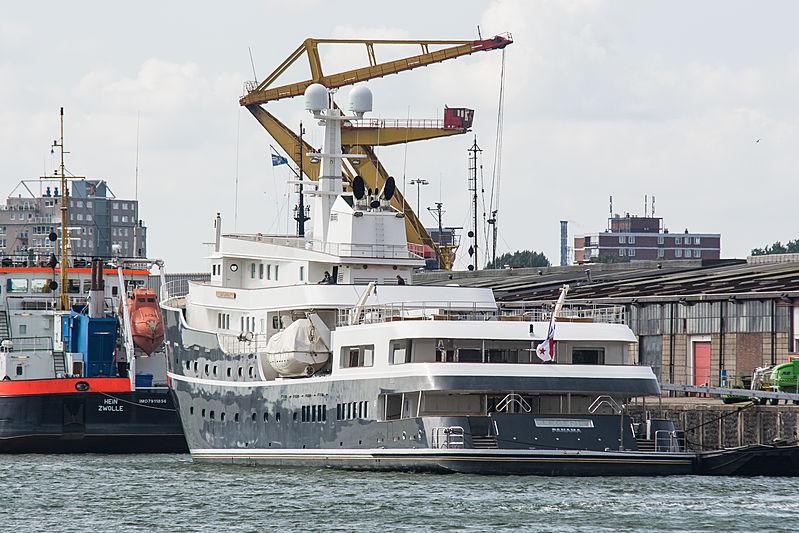 Legend in Rotterdam