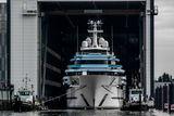 Oceanco Y714 Launch