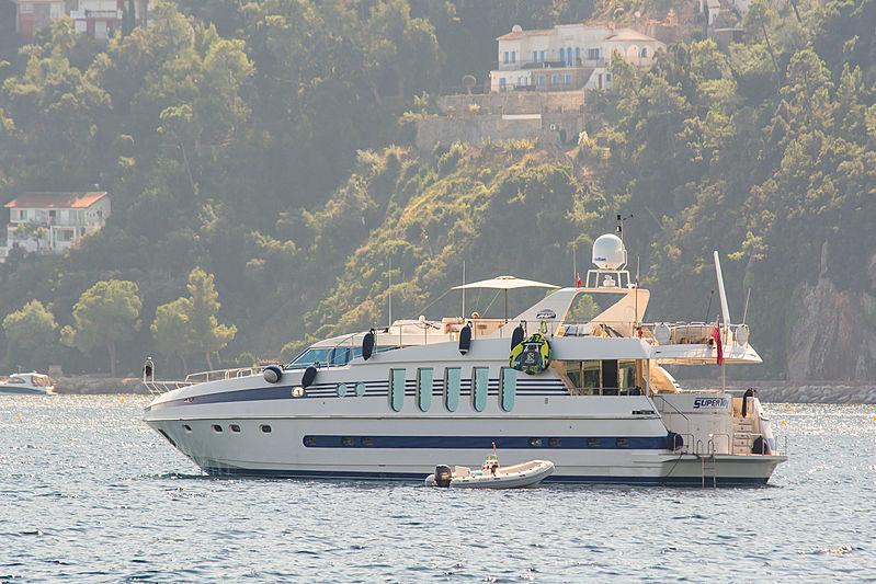 SUPERTOY yacht Monte Fino