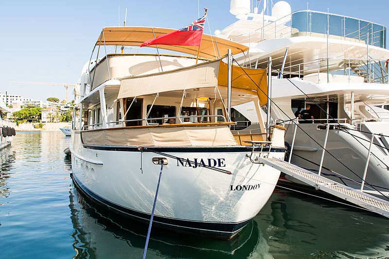 Najade in Antibes