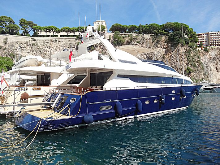 HOUDA yacht Antago