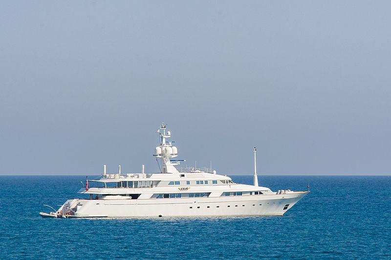 SOKAR yacht Codecasa