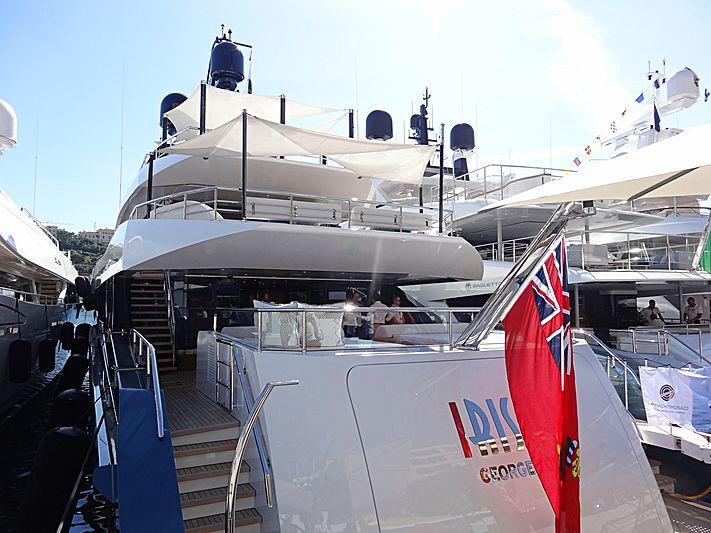Irisha in Monaco