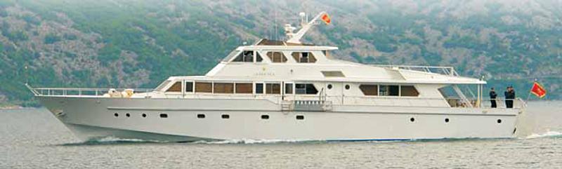 Jadranka sailing