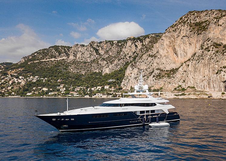 MISCHIEF 1 yacht Baglietto