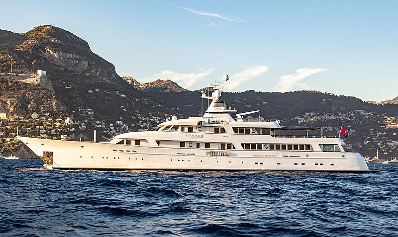 ITOTO yacht Dauphin Yachts