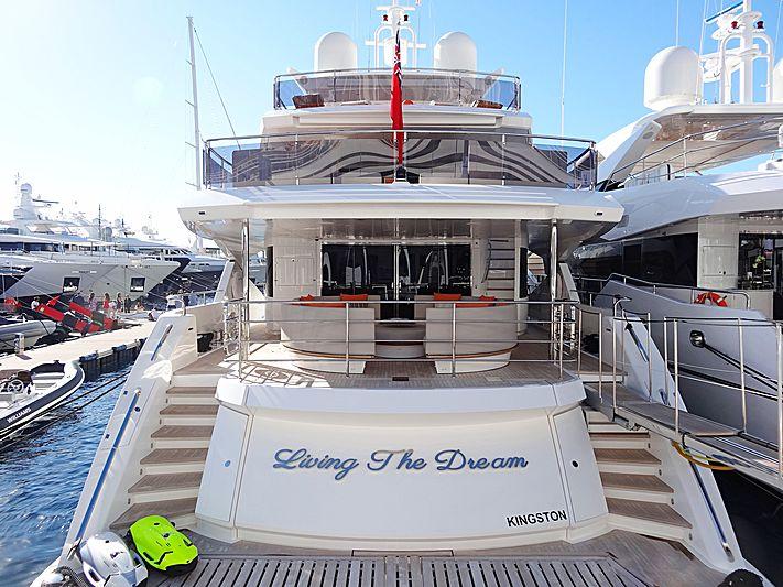 Living The Dream in Monaco