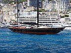 Marie arriving in Monaco