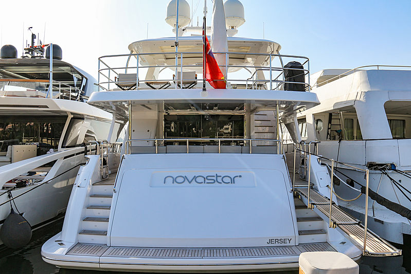 Novastar in Cannes
