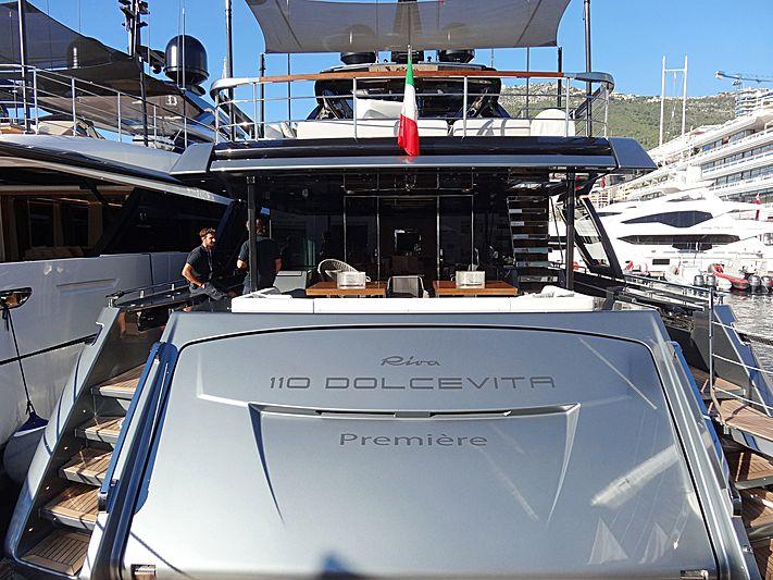 Riva 110 Dolcevita in Monaco