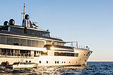 Atlante anchored in Monaco
