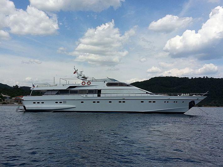 NASRA yacht Admiral