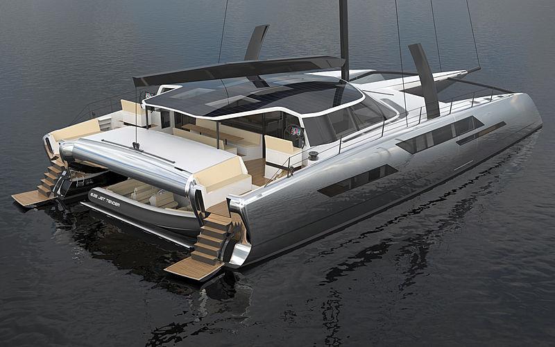 Daedalus Yachts D80 sailing catamaran